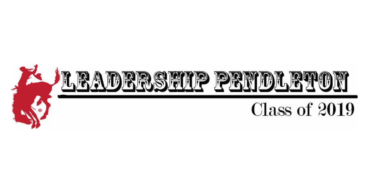Leadership Pendleton Class of 2019 Graduation Celebration